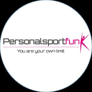 Webdesign Veldhoven Logo PesonalsportfunK